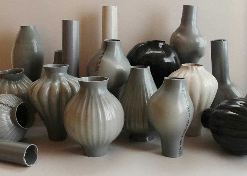 Plastic Blowing Project: Αυτά τα βάζα φτιάχτηκαν από φυσητό… πλαστικό! | tlife.gr