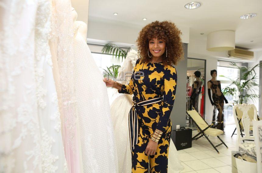 Πρόβα νυφικού για την Shaya! Παντρεύεται το Σεπτέμβρη | tlife.gr