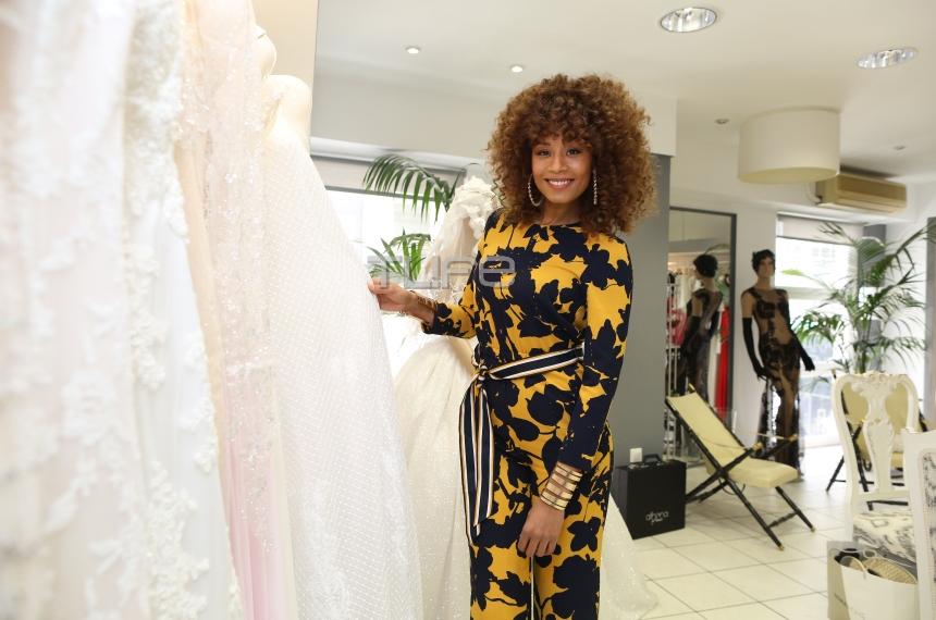 Πρόβα νυφικού για την Shaya! Παντρεύεται το Σεπτέμβρη