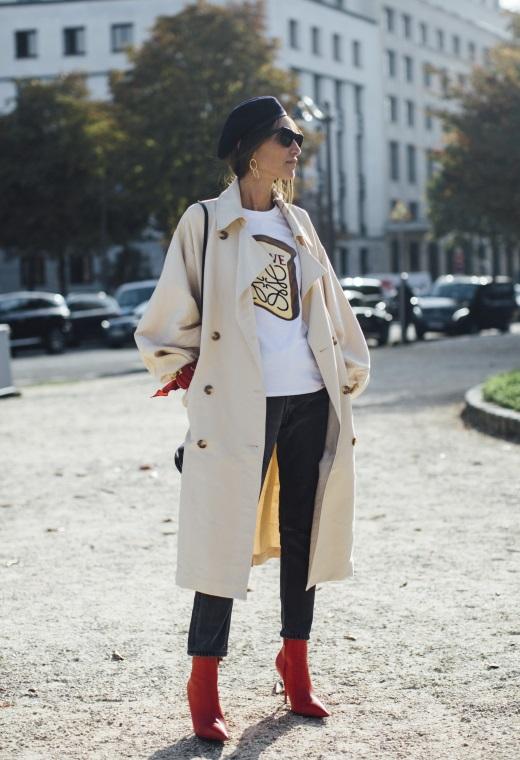 Παρίσι με καμπαρντίνα | tlife.gr