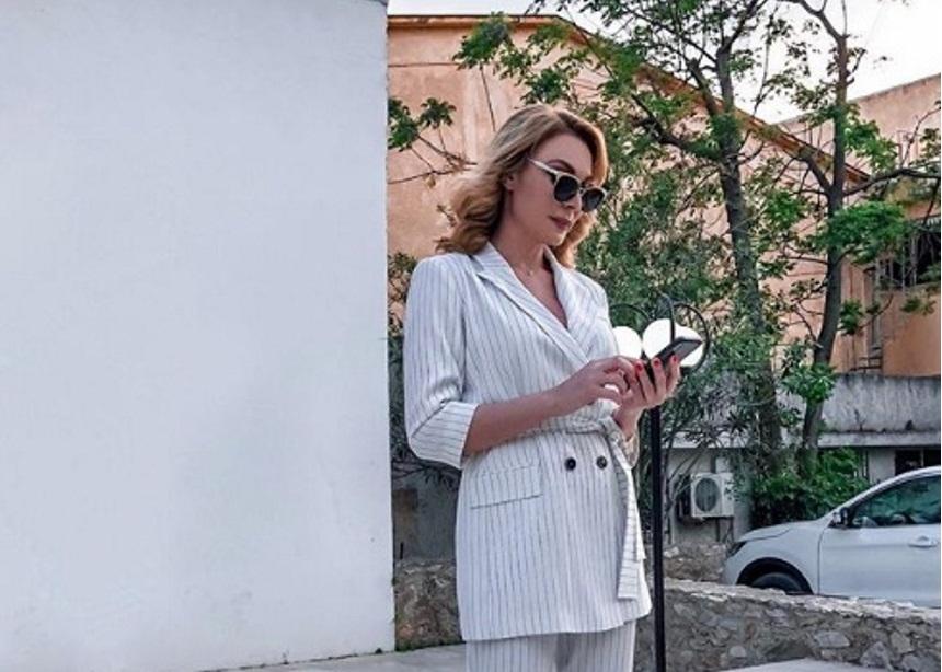 Τατιάνα Στεφανίδου: Απολαμβάνει τον ανοιξιάτικο ήλιο! [pic] | tlife.gr