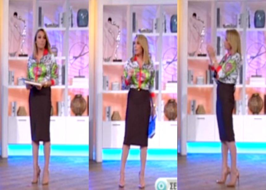 Το look της Τατιάνας (13/04)   tlife.gr