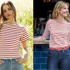 Καν'το σαν τις Γαλλίδες: Το must top που φορούν από τώρα μέχρι και το καλοκαίρι