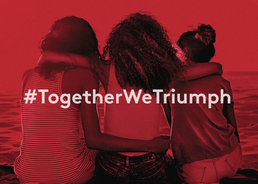 Η Triumph εξυμνεί τη γυναικεία συλλογικότητα με μια νέα παγκόσμια καμπάνια | tlife.gr