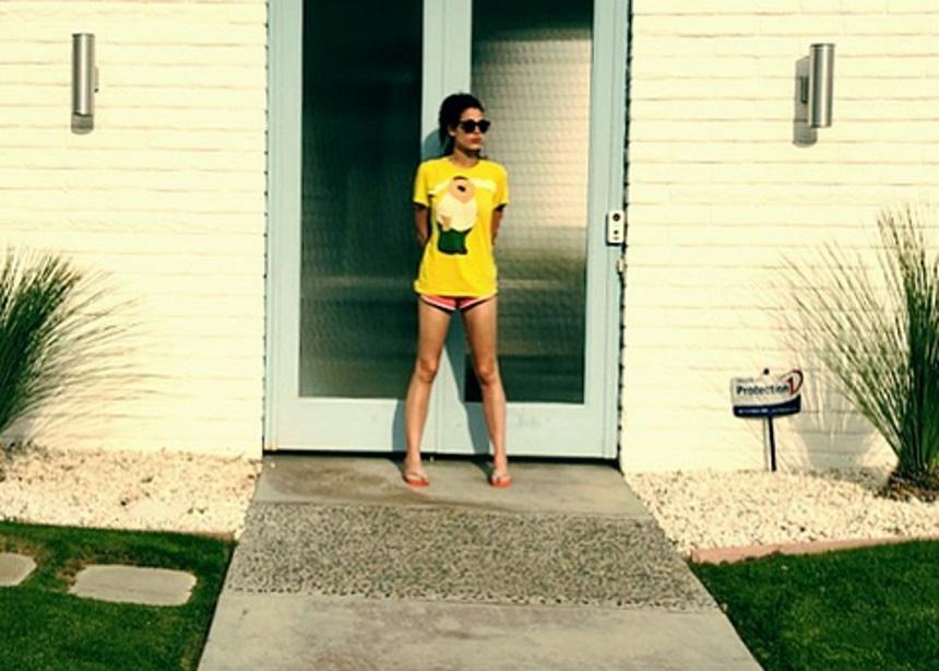 Ιωάννα Τριανταφυλλίδου: Αυτό που της φτιάχνει το κέφι στο Los Angeles [pics]