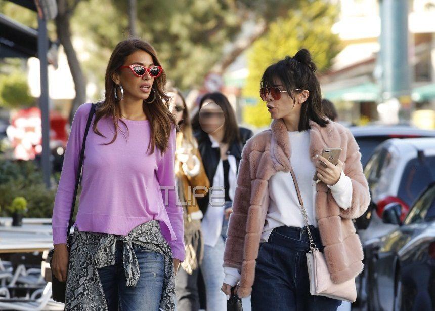 Ελένη Χατζίδου: Βόλτα στην Γλυφάδα με την καλύτερή της φίλη Τζο Λαζοπούλου! [pics]   tlife.gr