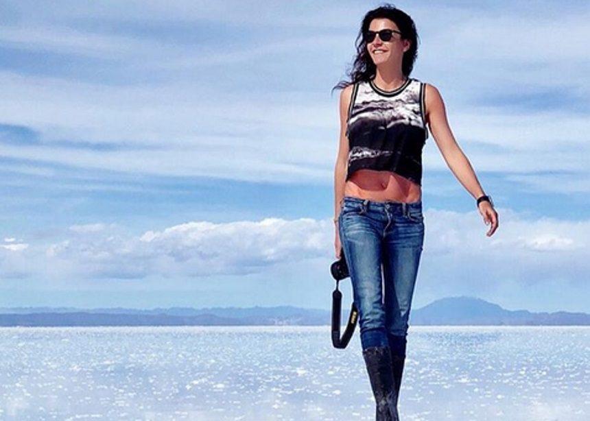 Μαρίνα Βερνίκου: Εντυπωσιακές εικόνες από το ταξίδι της στη Βολιβία | tlife.gr