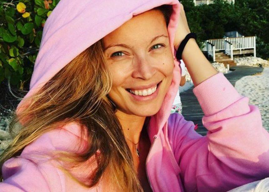 Μαριέττα Χρουσαλά: Η φωτογράφηση που είχε κάνει λίγο πριν μάθει ότι είναι έγκυος!   tlife.gr