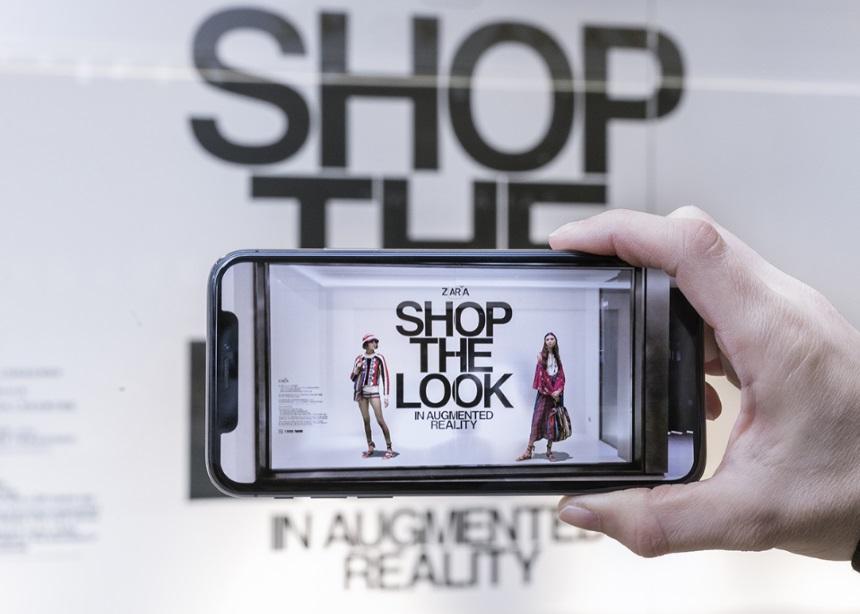 Η Zara παρουσιάζει την επαυξημένη πραγματικότητα σε επιλεγμένα καταστήματα σε όλο τον κόσμο | tlife.gr