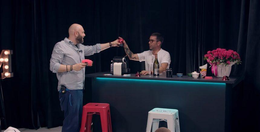 Γιώργος Μαζωνάκης – Μιχάλης Κουινέλης: Το νέο ανατρεπτικό επεισόδιο της συνεργασίας τους – Video | tlife.gr