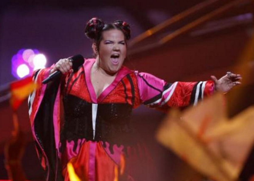 Eurovision 2018: Όταν η Netta από το Ισραήλ χόρεψε το Fuego της Ελένης Φουρέιρα! [vid]