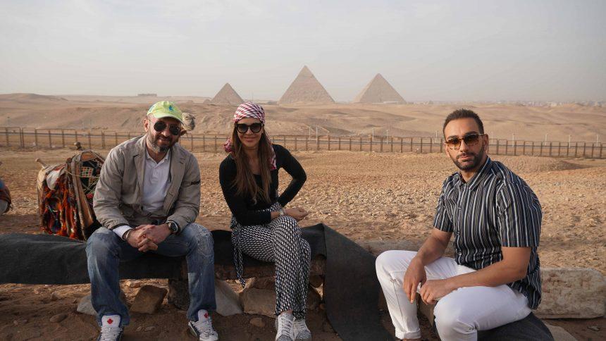 Celebrity Travel: Στο Κάιρο με την Νικολέττα Καρρά και τον Φώτο Πιττάτζη! Φωτογραφίες | tlife.gr