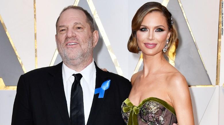 Η σύζυγος του Harvey Weinstein «σπάει» την σιωπή της: «Πίστευα ότι είχα έναν ευτυχισμένο γάμο» | tlife.gr