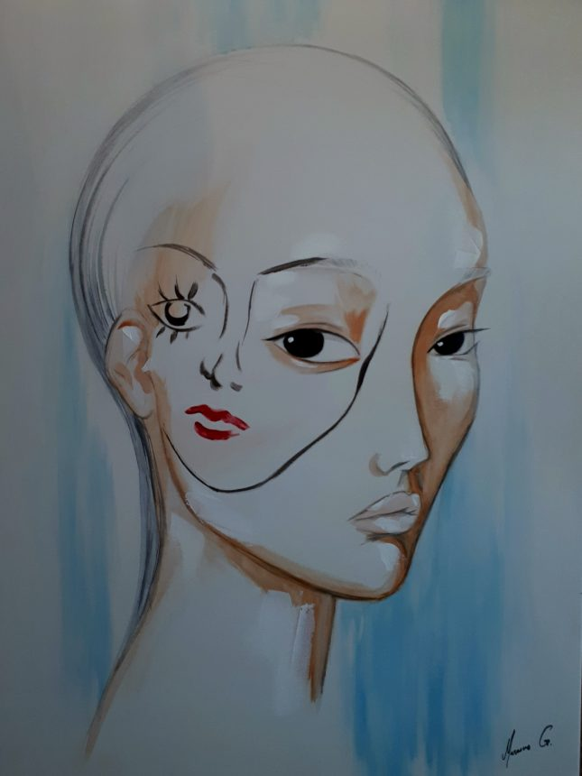 Βαλ'το στην ατζέντα σου! Η έκθεση ζωγραφικής του makeup artist, Γιώργου Μαράσκα! | tlife.gr