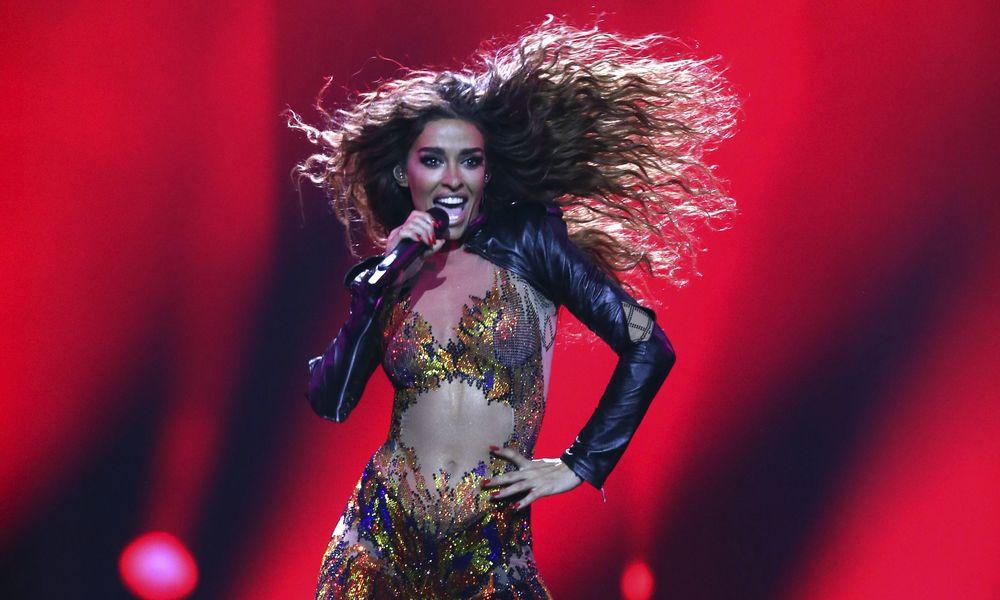 Ελένη Φουρέιρα: Τι λέει στο TLIFE λίγο πριν βρεθεί στη σκηνή της Eurovision! Αποκλειστικό βίντεο   tlife.gr