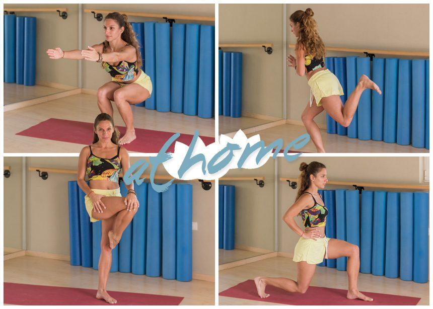 Γυμναστική στο σπίτι: 4 απλές ασκήσεις για γράμμωση στα πόδια… πριν φορέσεις το σορτσάκι | tlife.gr