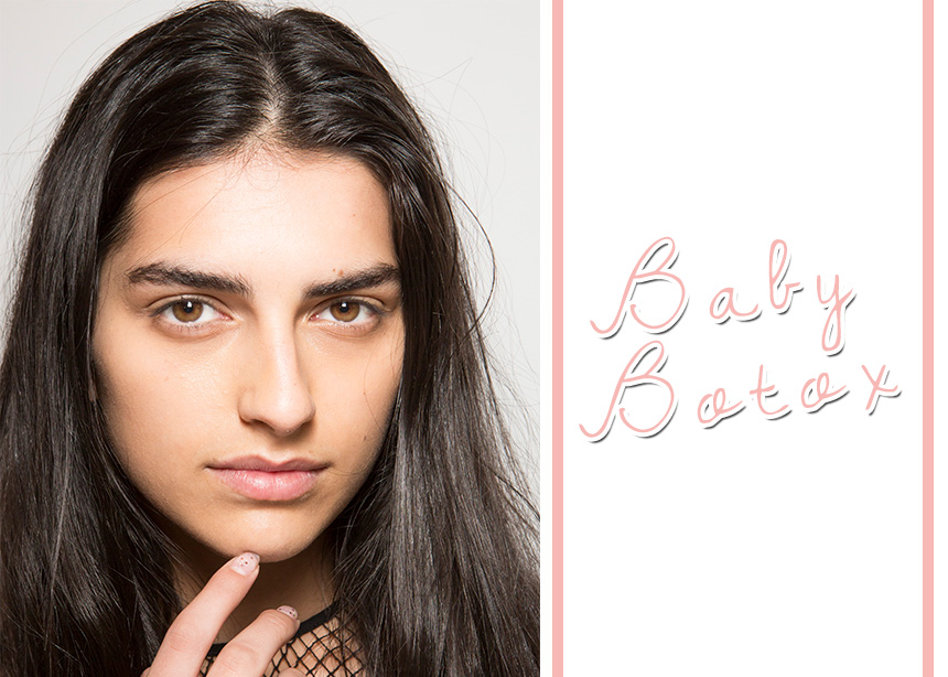 Baby botox: τι πρέπει να ξέρεις για το νέο botox!