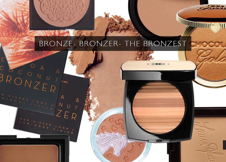 Τα 10 τελειότερα bronzer γι'αυτό το καλοκαίρι! | tlife.gr