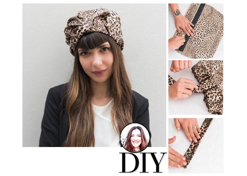 DIY: Πως να φτιάξεις το ultra stylish turban του οίκου Gucci | tlife.gr