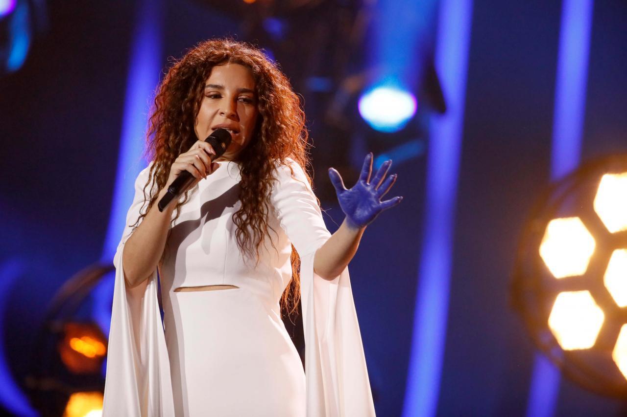 Eurovision 2018: Ο εκνευρισμός της Γιάννας Τερζή για τα λάθη μετά την τελευταία πρόβα! [vid]