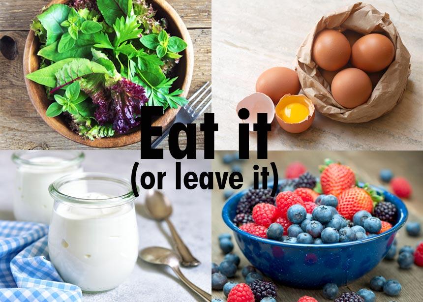 """Επίπεδη κοιλιά: Οι top τροφές για να διώξεις το λίπος κι εκείνες που πρέπει να """"κόψεις"""""""