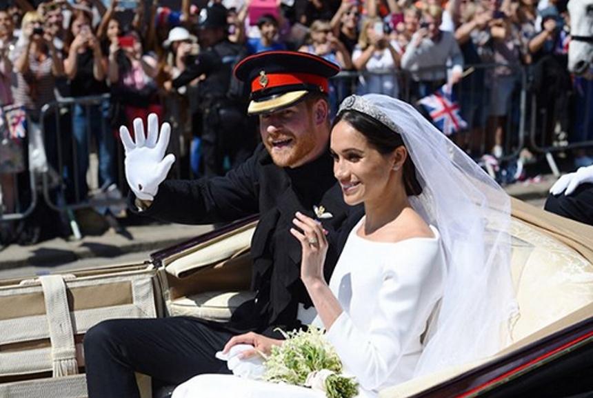 Πρίγκιπας Harry – Meghan Markle: Όλα όσα έγιναν στο λαμπερό γάμο μέσα από τις φωτογραφίες του παλατιού! [pics] | tlife.gr