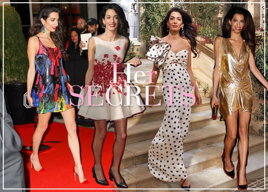 Η διατροφή και η γυμναστική της Amal Clooney! Plus: Tips από την ίδια για να χάσεις τα κιλά της εγκυμοσύνης | tlife.gr