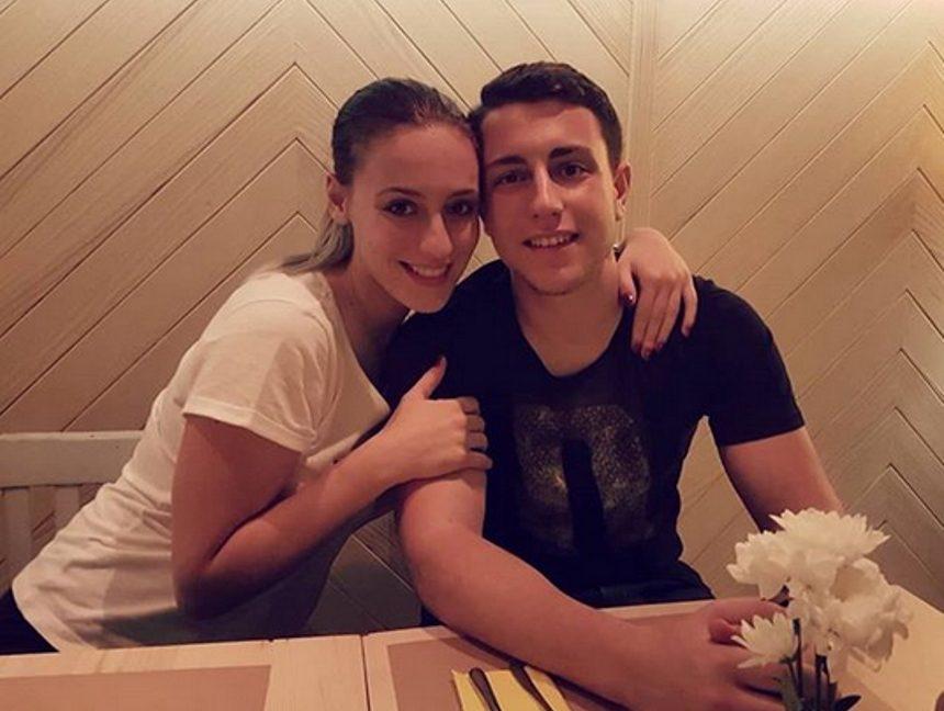 Άννα Κορακάκη: Συγκινημένη παρέλαβε το χάλκινο μετάλλιο με τον αδελφό της! [pics]   tlife.gr