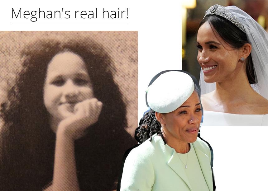 Η Meghan Markle έχει afro μαλλιά και κάνει εντατικά κερατίνη! Όλα τα info! | tlife.gr
