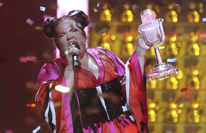 Eurovision 2018: Η… ακτινογραφία του διαγωνισμού στους πίνακες τηλεθέασης!