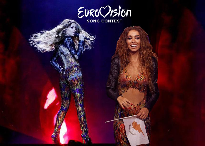 Ελένη Φουρέιρα: Απόψε ο μεγάλος τελικός της Eurovision! Τα γούρια, το άγχος και ο σύντροφός της στο πλευρό της!