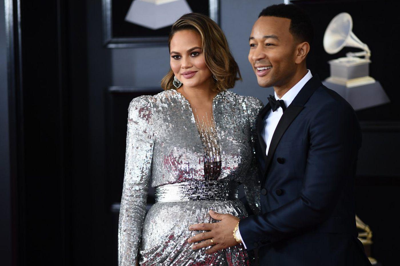 Chrissy Teigen – John Legend: Έγιναν ξανά γονείς!