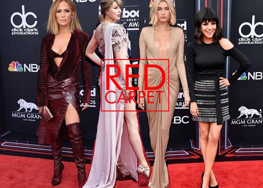 Billboard Music Awards 2018: Τι φόρεσαν οι σταρ στο κόκκινο χαλί;