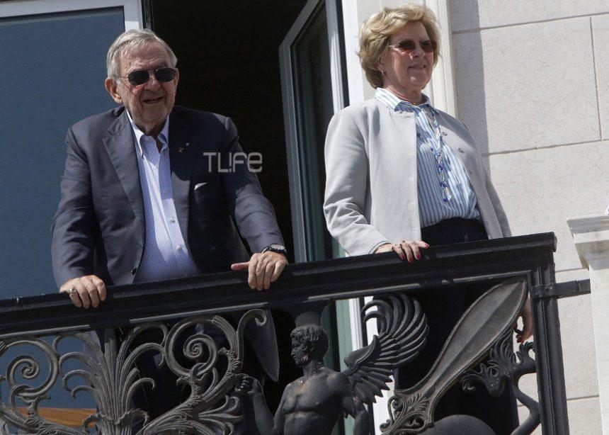 Κωνσταντίνος – Άννα Μαρία: Η συνάντηση με τον Παύλο στο Σύνταγμα! | tlife.gr