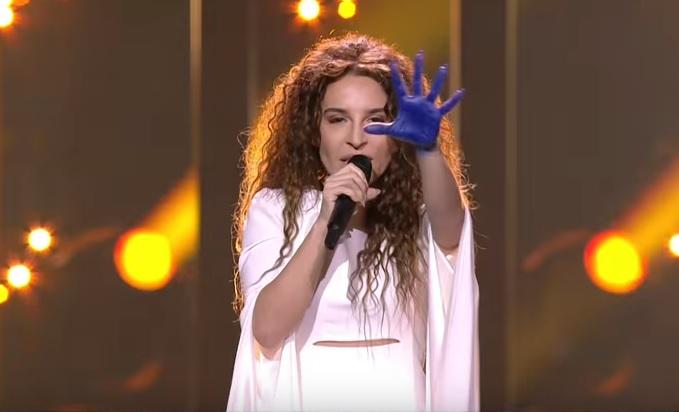 """Γιάννα Τερζή: Το πικραμένο μήνυμα μετά τον αποκλεισμό από τη Eurovision """"Ανεβήκαμε στη σκηνή και δώσαμε τις ψυχές μας"""""""