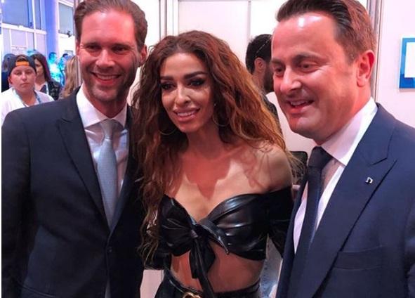 Ελένη Φουρέιρα: Τιμητική διάκριση λίγο πριν ανέβει στη σκηνή της Eurovision! [pic] | tlife.gr