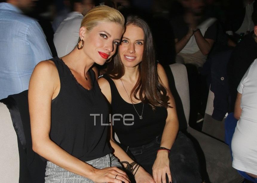 Ευαγγελία Αραβανή: Το πάρτι γενεθλίων της καλλονής αδερφής της στον Νίκο Οικονομόπουλο! [pics]