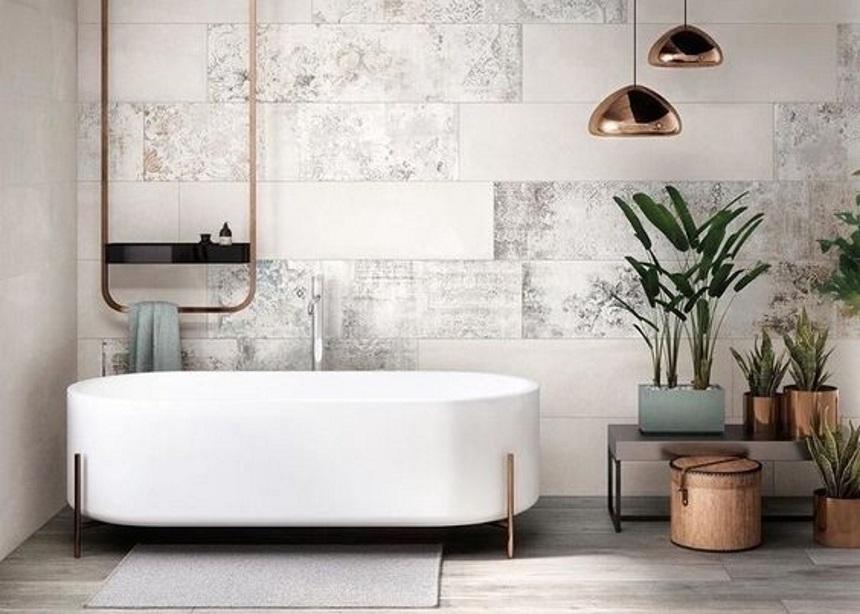 Πώς να ανανεώσεις το μπάνιο σου χωρίς να χρειαστεί να χρησιμοποιήσεις… βαριοπούλα!