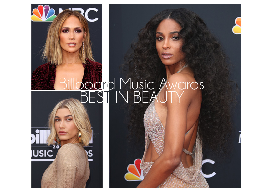 Billboard Music Awards 2018: τα ωραιότερα μακιγιάζ και μαλλιά για να αντιγράψεις όλη την εβδομάδα!