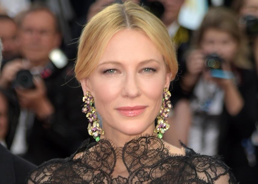 Cate Blanchett: Φόρεσε ακριβώς το ίδιο φόρεμα μετά από τέσσερα χρόνια