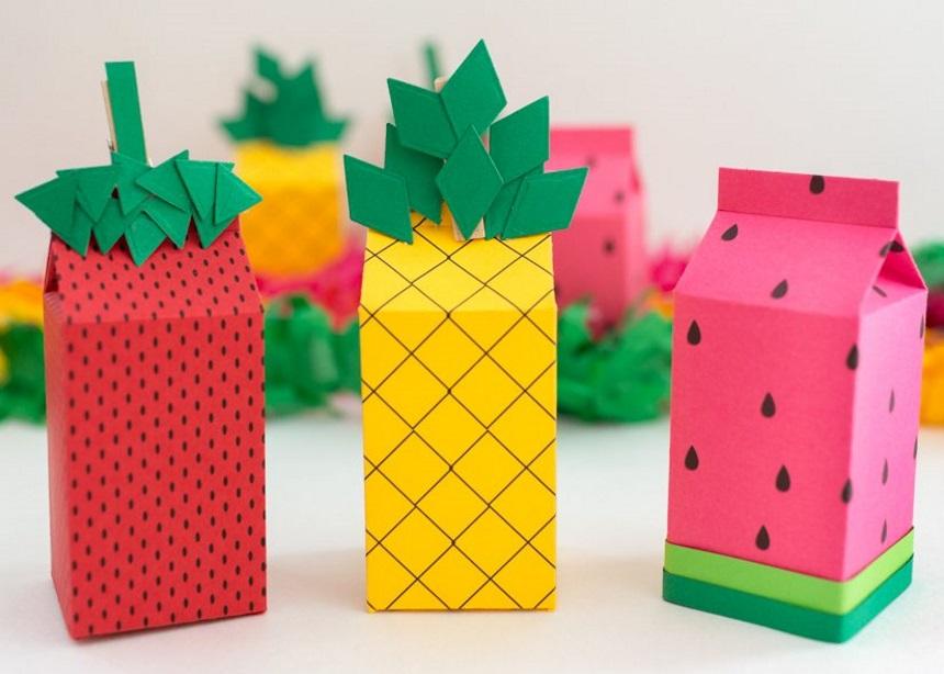 """Ανοιξιάτικες χειροτεχνίες: Τέσσερις """"πράσινες"""" κατασκευές από υλικά που έχετε στο σπίτι"""