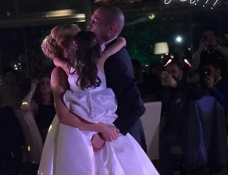 Έλενα Ασημακοπούλου – Μπρούνο Τσιρίλο: Όλα όσα έγιναν στο πάρτι του γάμου τους! [pics,vid] | tlife.gr