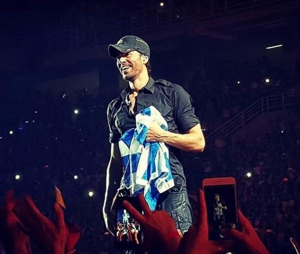 Εnrique Iglesias: Όλα όσα έγιναν στη συναυλία του στην Αθήνα! [pics,vids] | tlife.gr