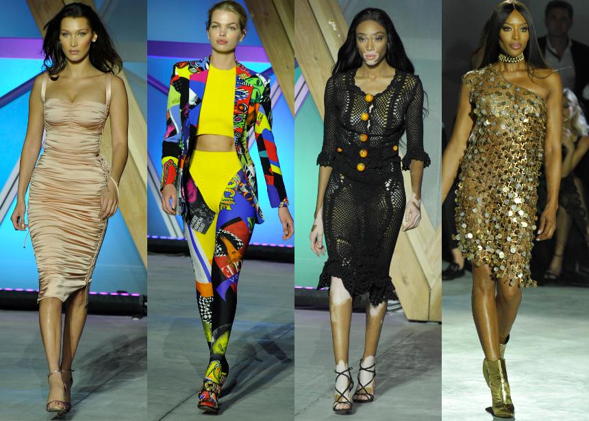 Fashion for Relief: Η επίδειξη μόδας που έγινε στις Κάννες για καλό σκοπό | tlife.gr
