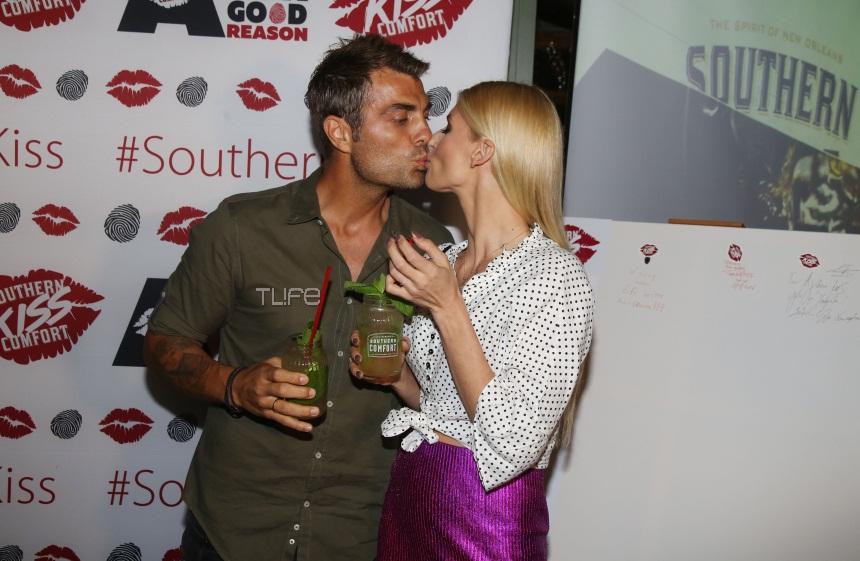 Τα τρυφερά φιλιά διάσημων ζευγαριών για καλό σκοπό! [pics] | tlife.gr