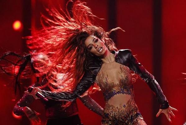 Ελένη Φουρέιρα: Βίντεο με την προετοιμασία της, λίγο πριν την τελευταία της πρόβα για τον ημιτελικό της Eurovision! | tlife.gr