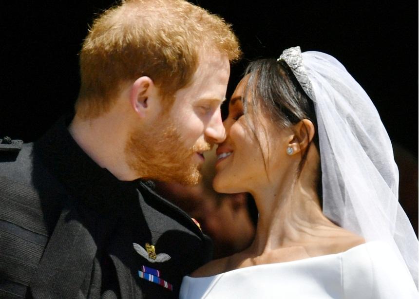 Πρίγκιπας Harry – Meghan Markle: To album του ρομαντικού πριγκιπικού γάμου τους!