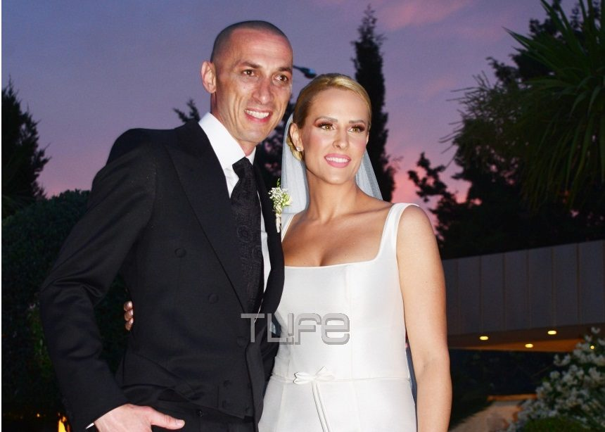 Έλενα Ασημακοπούλου – Μπρούνο Τσιρίλο: Ο παραμυθένιος γάμος της ηθοποιού με τον ποδοσφαιριστή και η γλυκιά παρουσία της κόρης τους! Φωτογραφίες | tlife.gr