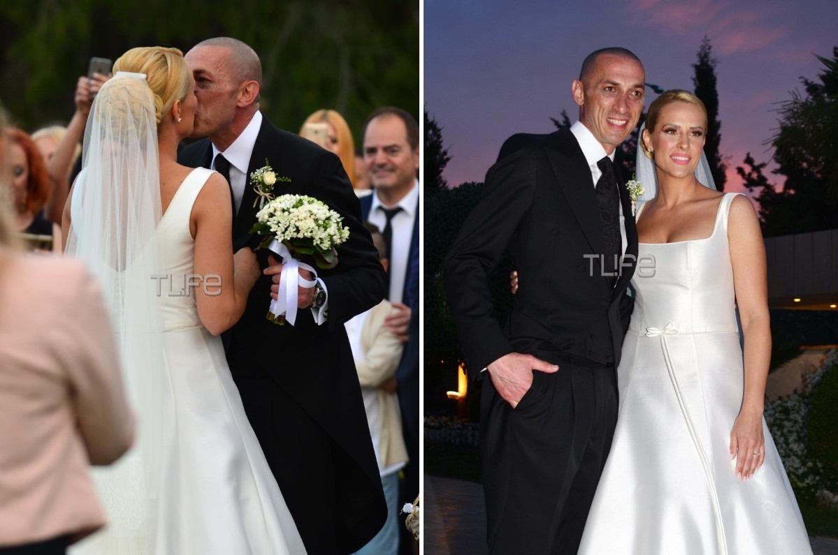 Έλενα Ασημακοπούλου – Μπρούνο Τσιρίλο: Το φωτογραφικό album του γάμου τους! | tlife.gr