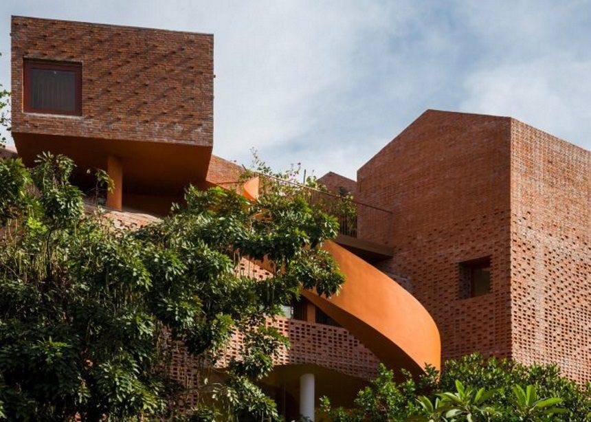 Αυτό το εκπληκτικό κτίριο σχεδιάστηκε για να αυξάνει τη δημιουργικότητα των… νηπίων! | tlife.gr